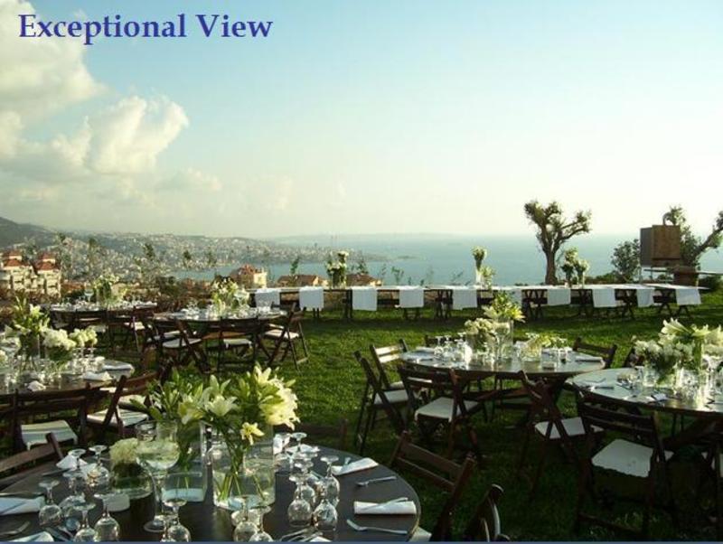 جاردن دي أوليفيرس - الحدائق والنوادي - بيروت