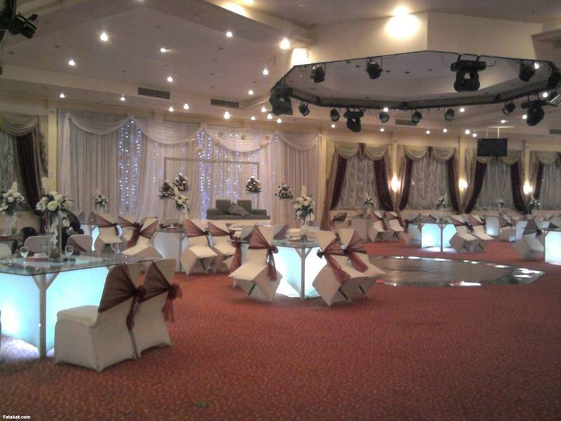 قاعة روستيك - قصور الافراح - الاسكندرية