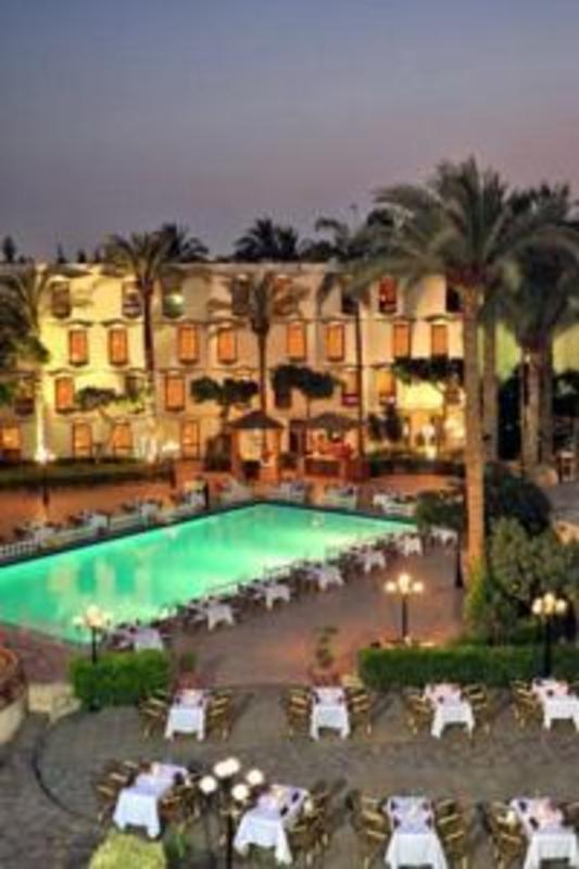 فندق وكازينو لو باساج القاهرة - الفنادق - القاهرة