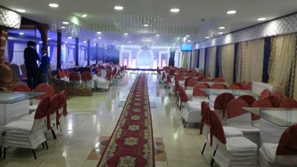 قاعة الاميرة - نادي الاطباء - قصور الافراح - القاهرة