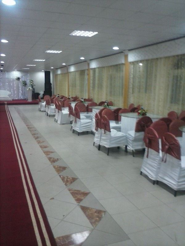 قاعة سندريلا - نادي الاطباء - قصور الافراح - القاهرة