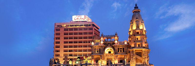 فندق البارون هليوبوليس - الفنادق - القاهرة