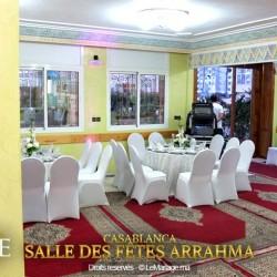 قاعة أفراح الرحمة-قصور الافراح-الدار البيضاء-6