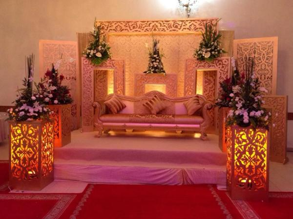 قاعة الأفراح رياض الحمراء - قصور الافراح - الدار البيضاء