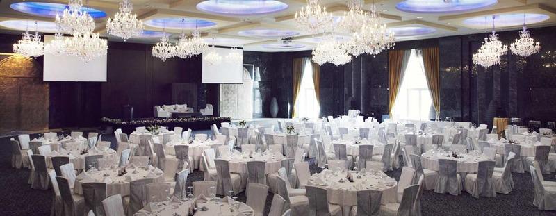 فندق رافلز دبي - الفنادق - دبي
