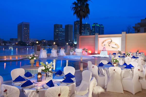 فندق هيلتون زمالك ريزيدنس القاهرة - الفنادق - القاهرة