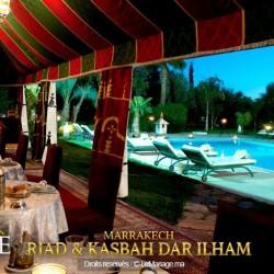 رياض دار إلهام-الفنادق-مراكش-5