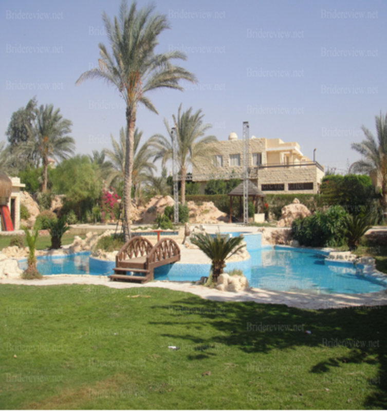 فيلا محمد جبر - الإستراحات - القاهرة