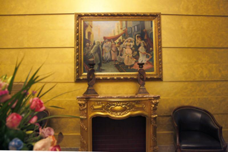 أوتار جولد أشرفية - المطاعم - بيروت