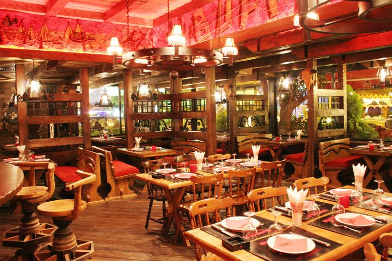 بافالو ستيك هاوس - المطاعم - بيروت