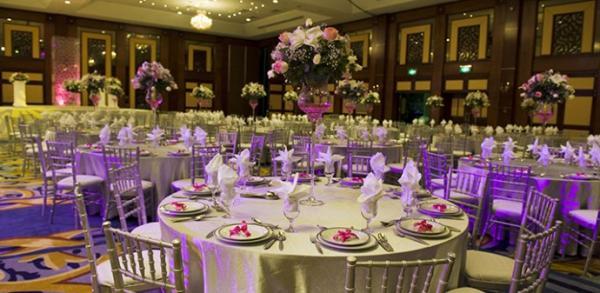 قاعة الملتقى - قصور الافراح - دبي