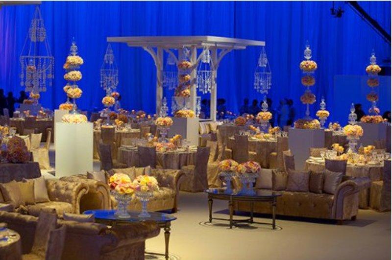 قاعة زعبيل - قصور الافراح - دبي