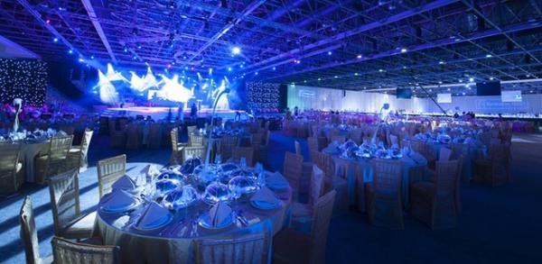 قاعات الشيخ سعيد - قصور الافراح - دبي