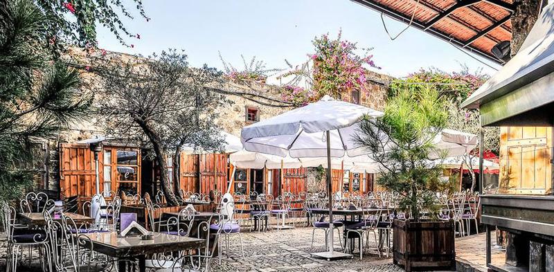 إده يارد - المطاعم - بيروت