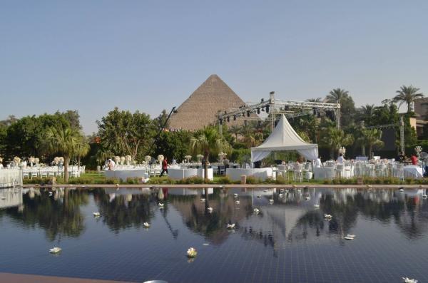 مينا هاوس - الفنادق - القاهرة