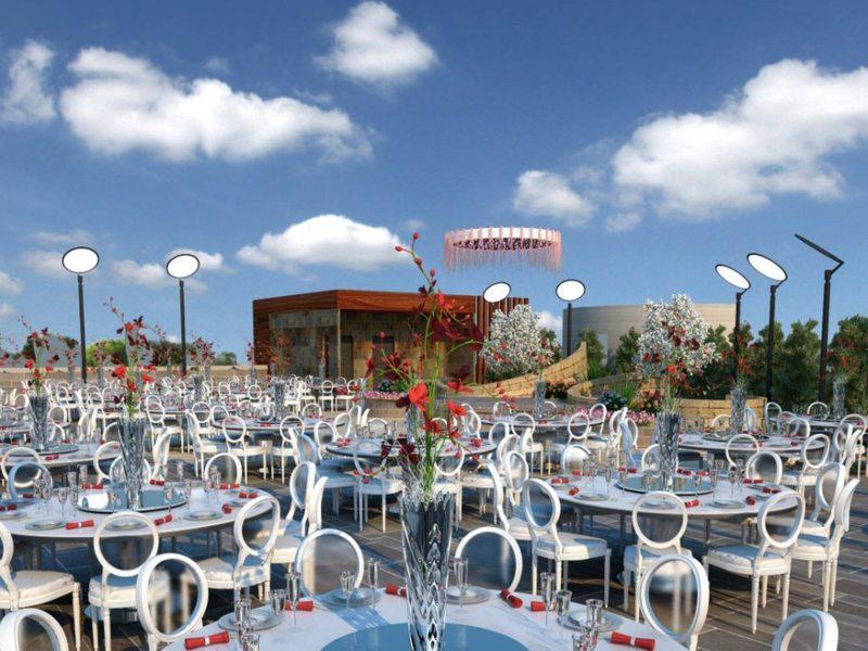 مطعم النخيل - المطاعم - بيروت