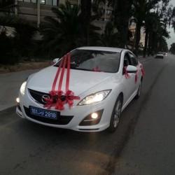 رانيا لتأجير السيارات-سيارة الزفة-مدينة تونس-4