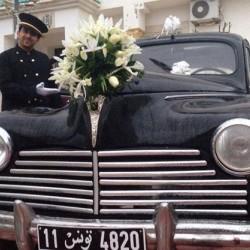 تشيستر الليموزين-سيارة الزفة-مدينة تونس-3