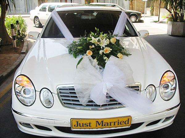 انفنتف تورزم - سيارة الزفة - مدينة تونس
