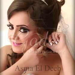 خبيرة التجميل أسماء الديب-الشعر والمكياج-القاهرة-6
