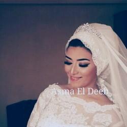 خبيرة التجميل أسماء الديب-الشعر والمكياج-القاهرة-2