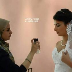 خبيرة التجميل اماني فؤاد-الشعر والمكياج-القاهرة-4