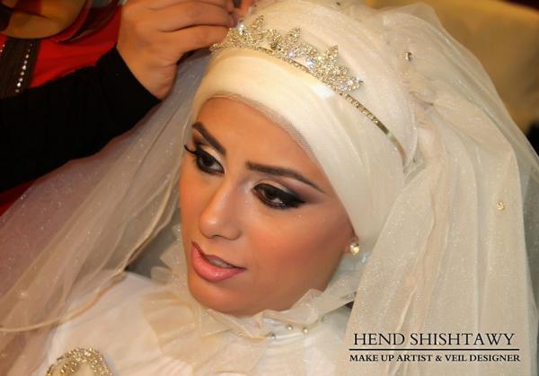 خبيرة التجميل هند شيشتاوي - الشعر والمكياج - القاهرة