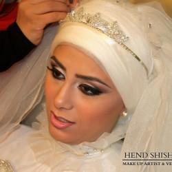 خبيرة التجميل هند شيشتاوي-الشعر والمكياج-القاهرة-1