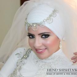 خبيرة التجميل هند شيشتاوي-الشعر والمكياج-القاهرة-6