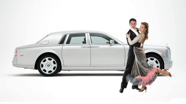 اوليمبيا تويرز - سيارة الزفة - الدار البيضاء