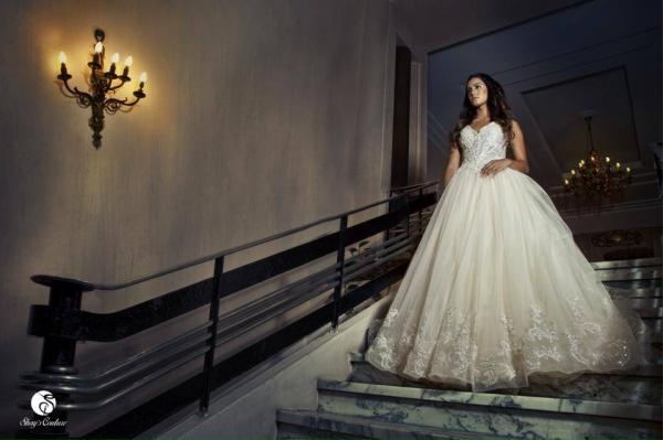 شايز كوتور - فستان الزفاف - القاهرة
