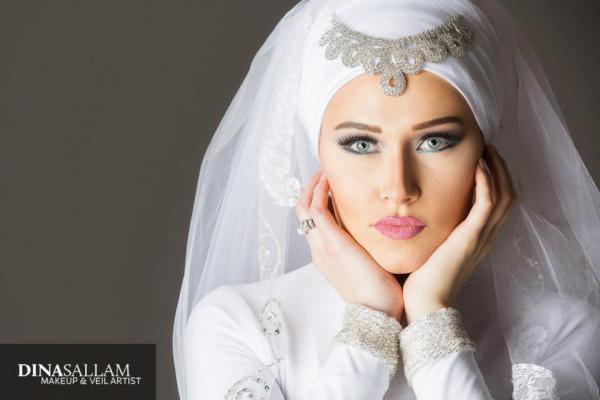 خبيرة التجميل دينا سلام - الشعر والمكياج - القاهرة