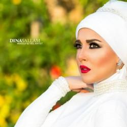 خبيرة التجميل دينا سلام-الشعر والمكياج-القاهرة-6