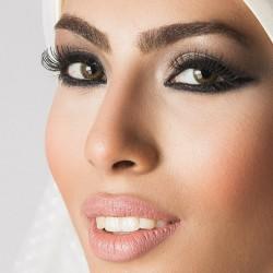 خبيرة التجميل دينا سلام-الشعر والمكياج-القاهرة-5
