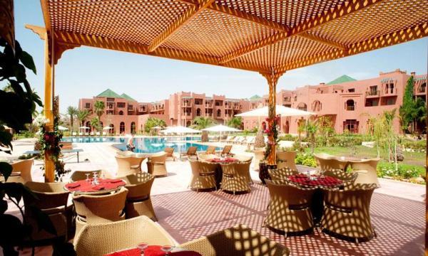 فندق موفنبيك مراكش - الفنادق - مراكش