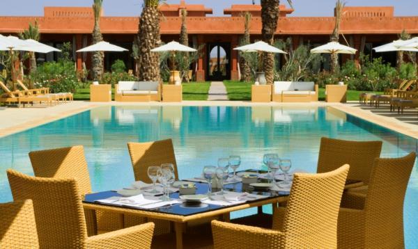 دومين دي رمبارتس - الفنادق - مراكش