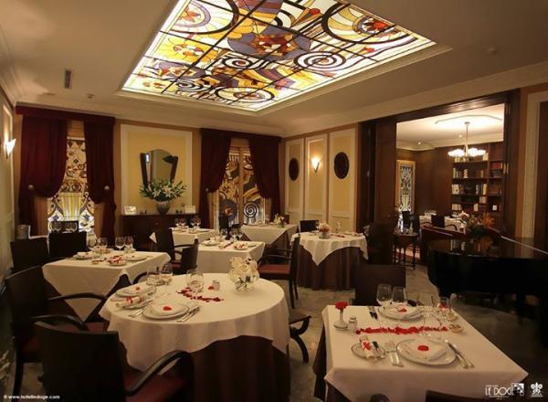 فندق ومنتجع لو دوجي - الفنادق - الدار البيضاء