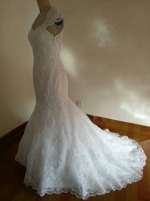 عائشة فاشيون وورلد - فستان الزفاف - الدوحة