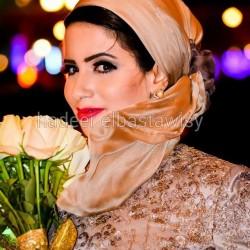 خبيرة التجميل هدير البيستويسي-الشعر والمكياج-القاهرة-5