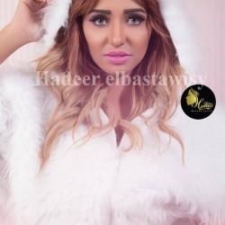 خبيرة التجميل هدير البيستويسي-الشعر والمكياج-القاهرة-6