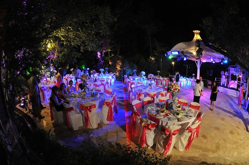 مطعم ليالي الجنا - المطاعم - بيروت
