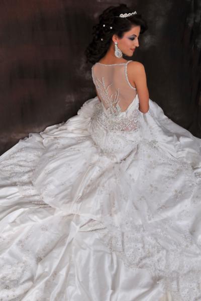 فضاء عرائس - فستان الزفاف - مدينة تونس