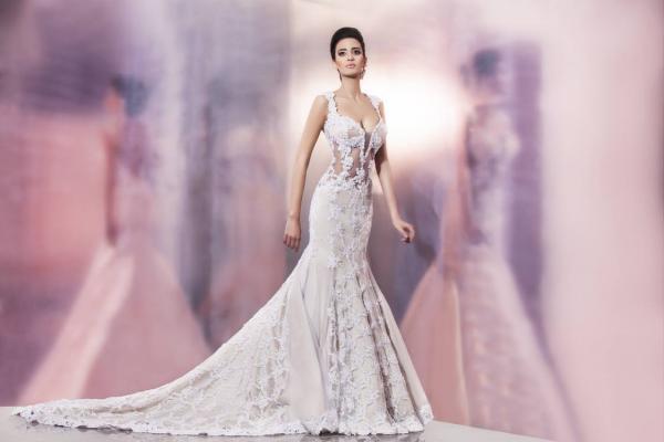 Fatma Bouchiba - Robe de mariée - Tunis