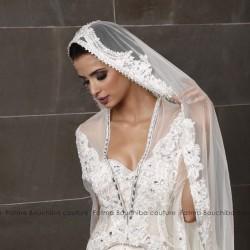 Fatma Bouchiba-Robe de mariée-Tunis-5
