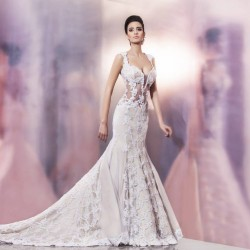 Fatma Bouchiba-Robe de mariée-Tunis-1