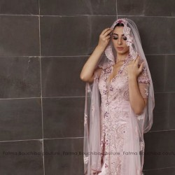 Fatma Bouchiba-Robe de mariée-Tunis-3