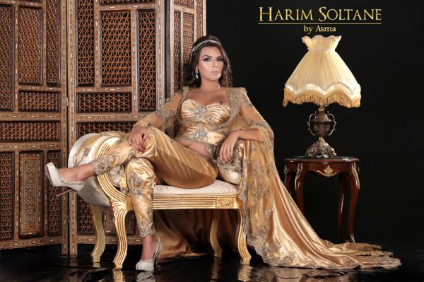 Harim Soltane - Robe de mariée - Tunis
