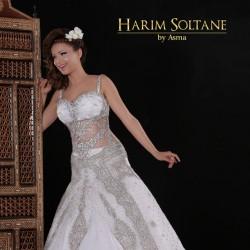 Harim Soltane-Robe de mariée-Tunis-4
