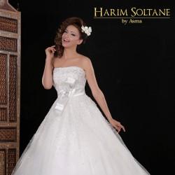Harim Soltane-Robe de mariée-Tunis-5