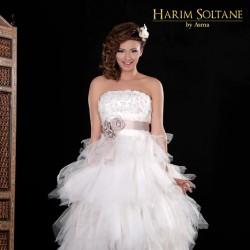Harim Soltane-Robe de mariée-Tunis-6